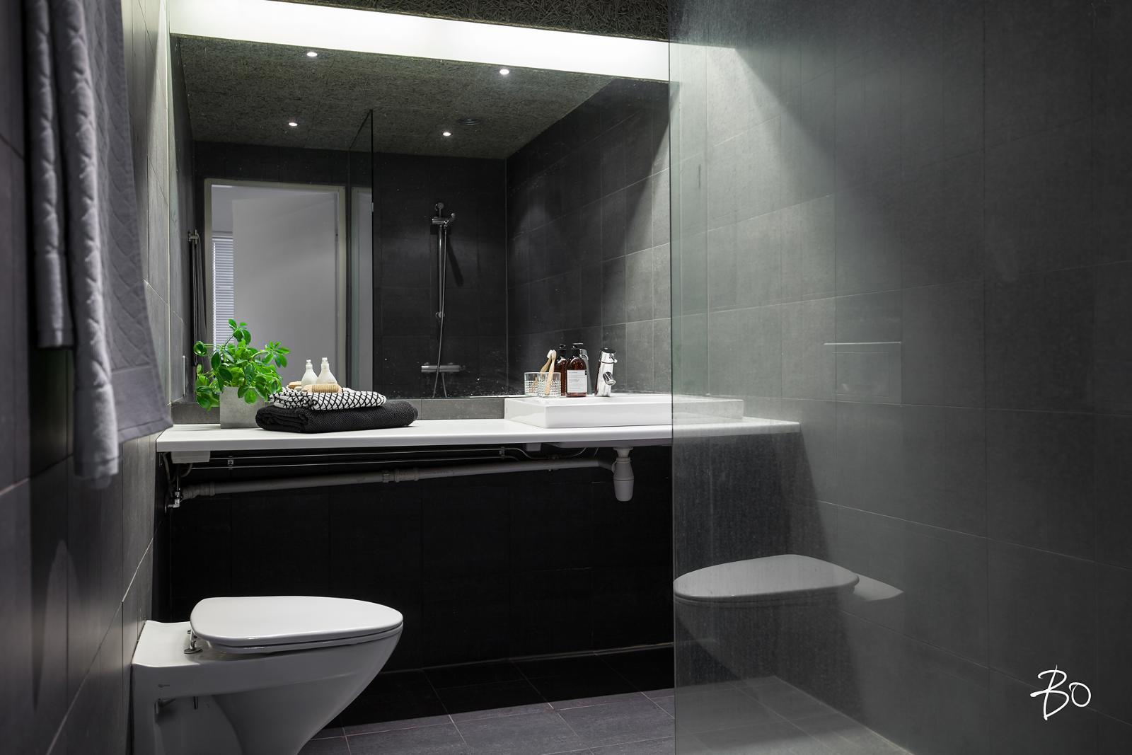 Tumma Kylpyhuone