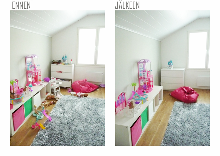 lastenhuoneen stailaus