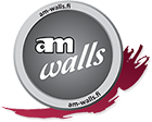AM-Walls logo