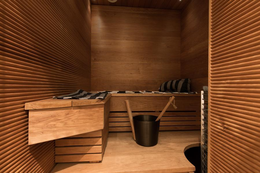 Pieni Sauna Lauteet