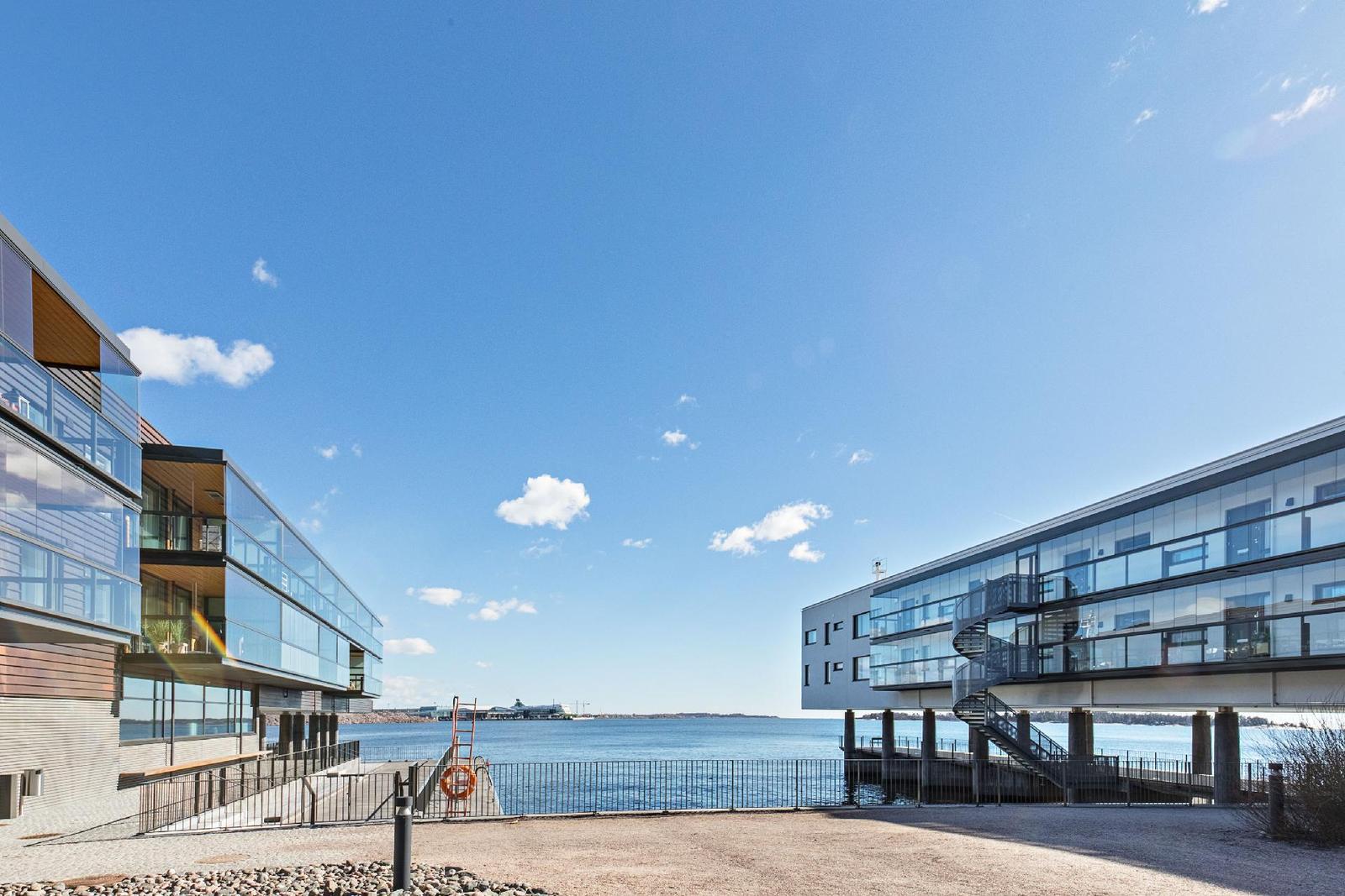 Helsingin halutuimmat asuinalueet, Lauttasaari