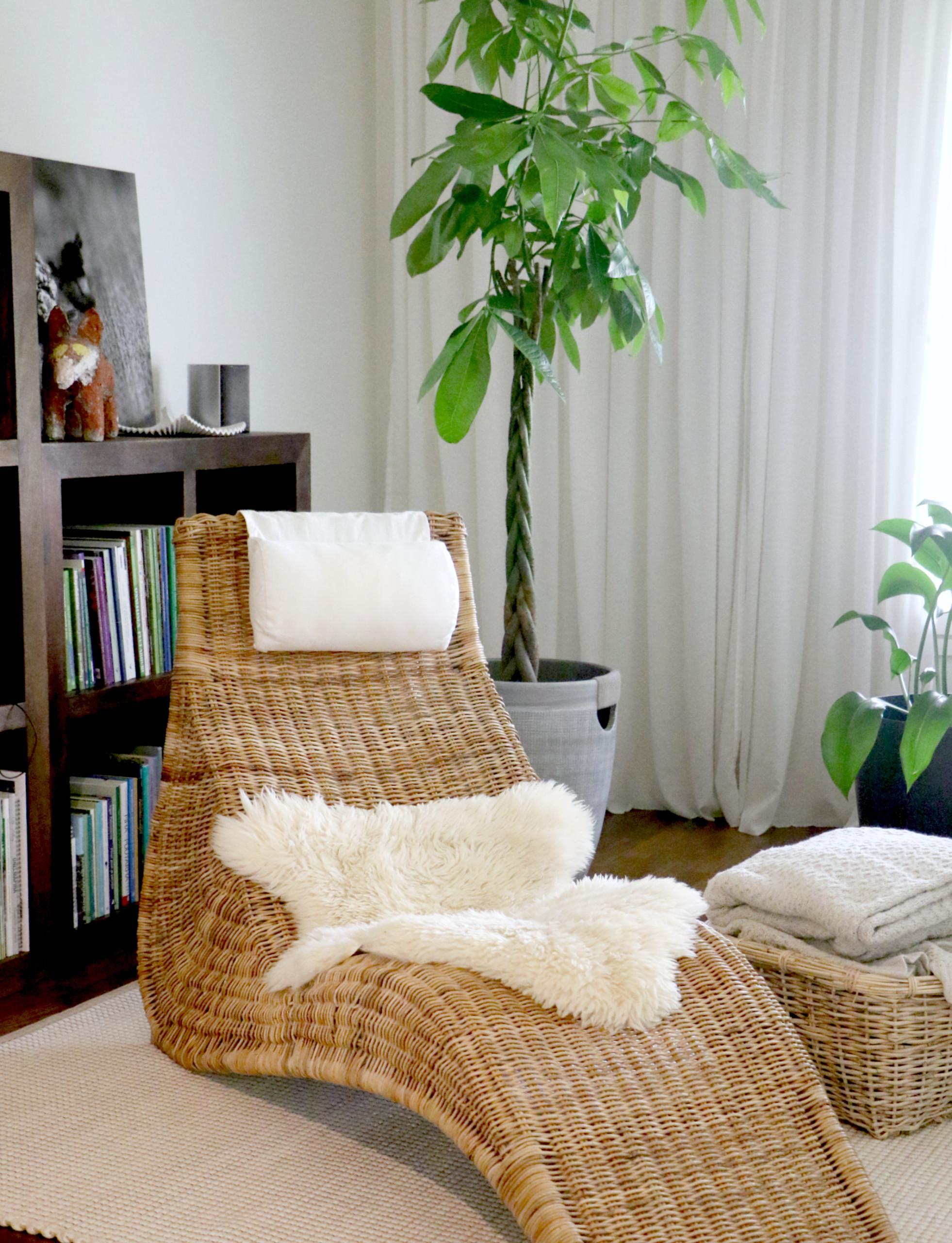 Viherkasvien hoito: mullanvaihto isossa ruukussa