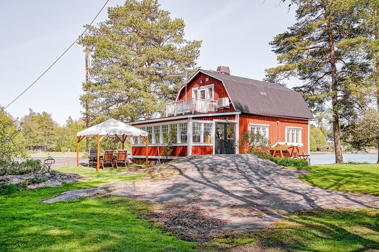 Vapaa-ajan asunnot Espoo Suvisaaristo