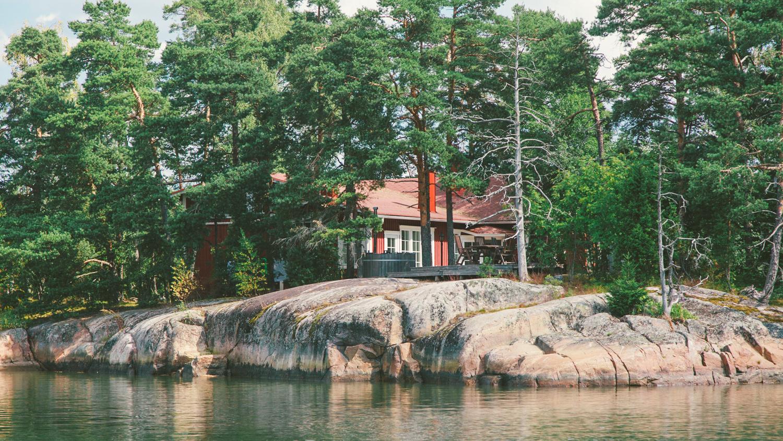 Vapaa-ajan asunnot Sipoon saaristossa