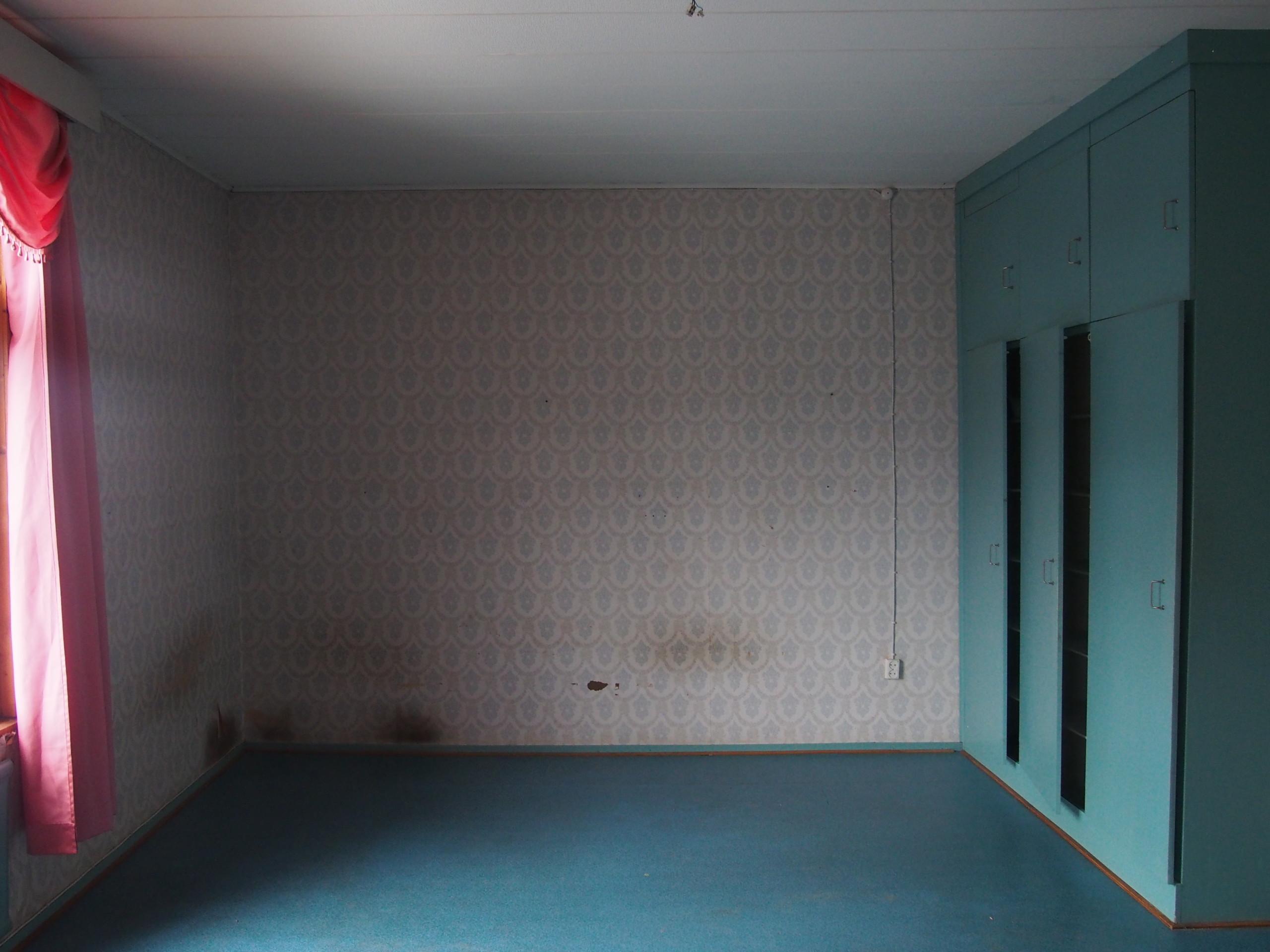 vanhan talon remontointi