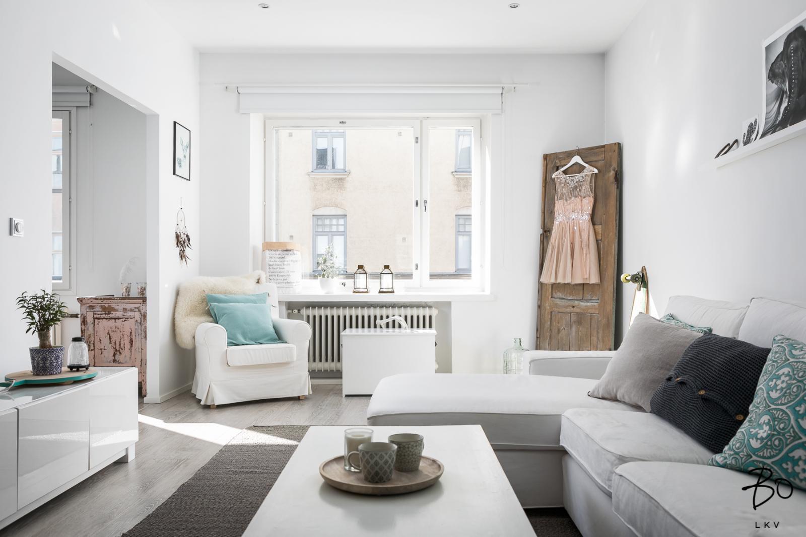 Kaksion kaunis olohuone - Etuovi.com Ideat & vinkit