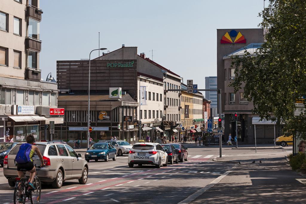 asuntojen vuokrat Jyväskylässä