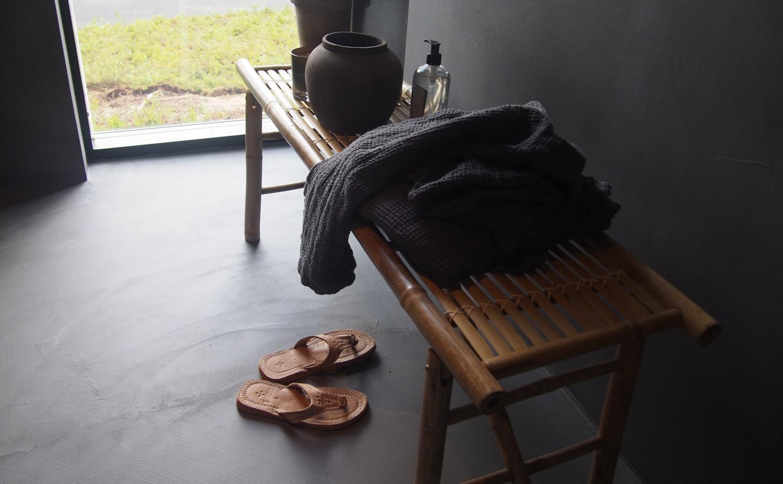 mikrosementtiä kylpyhuoneessa kotikylpylät