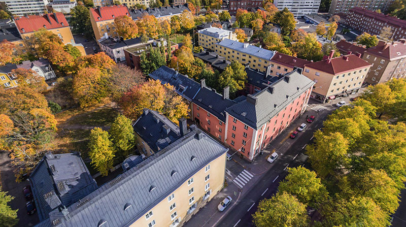 asuntomarkkinoiden kysyntä syksyllä 2017