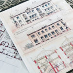 Rauhanlinna – vanhan talon tunnelmaa uudessa kodissa