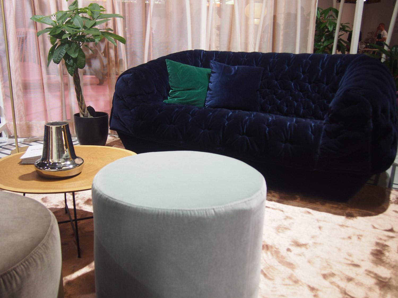 Habitare 2017 - Skanno, Ligne Roset-sohva