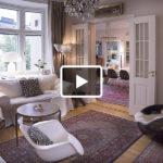 Ihastuttava koti jugend-talossa Töölössä