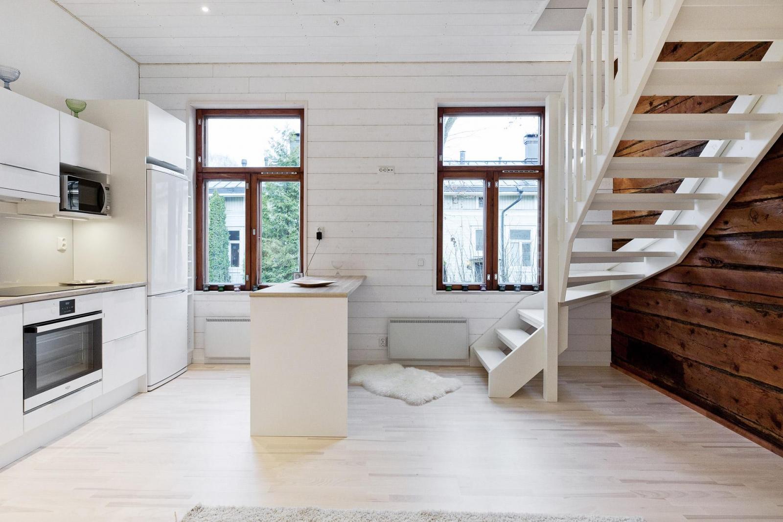 Turku Martti vanha puutalo-osake