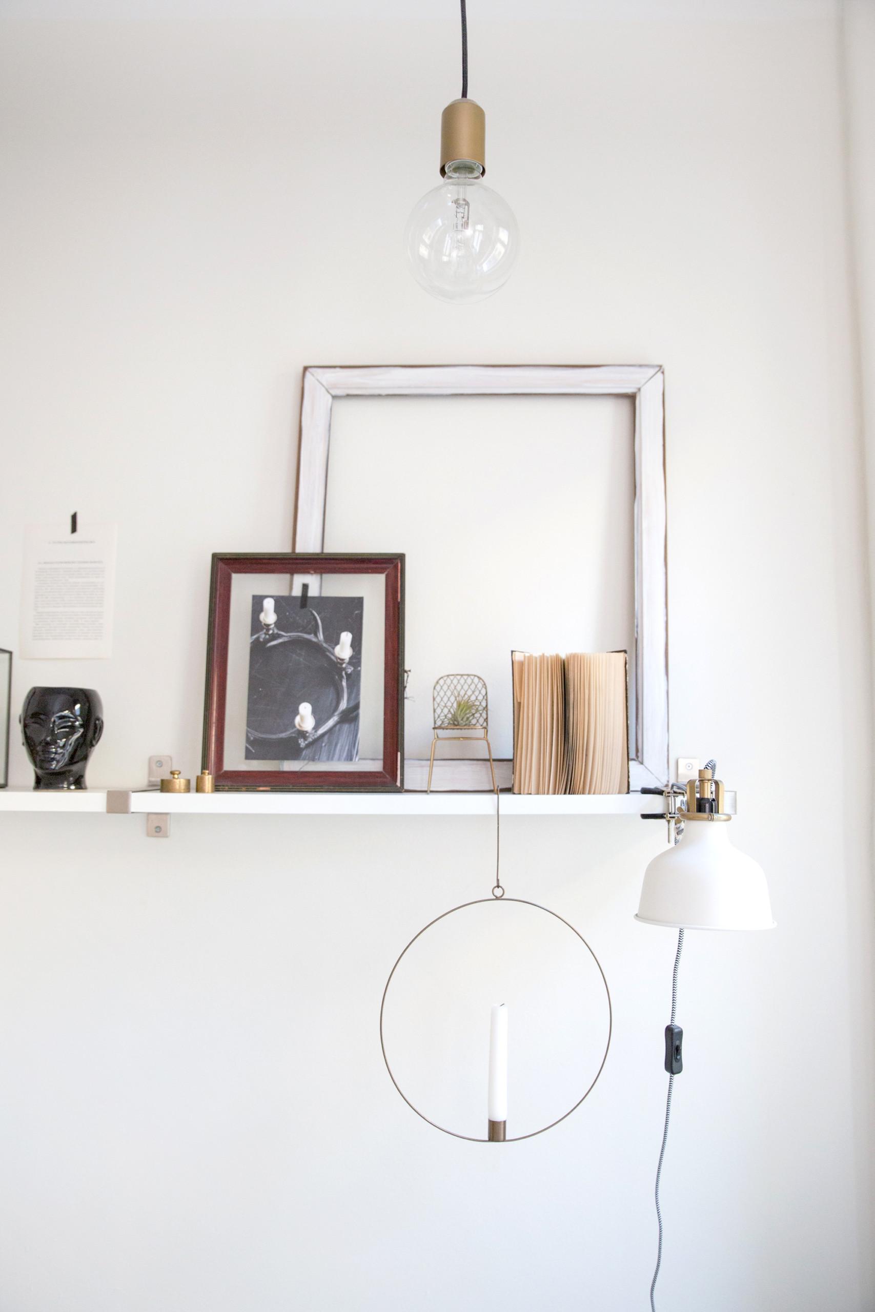 stylistin koti, sisustusasetelmia