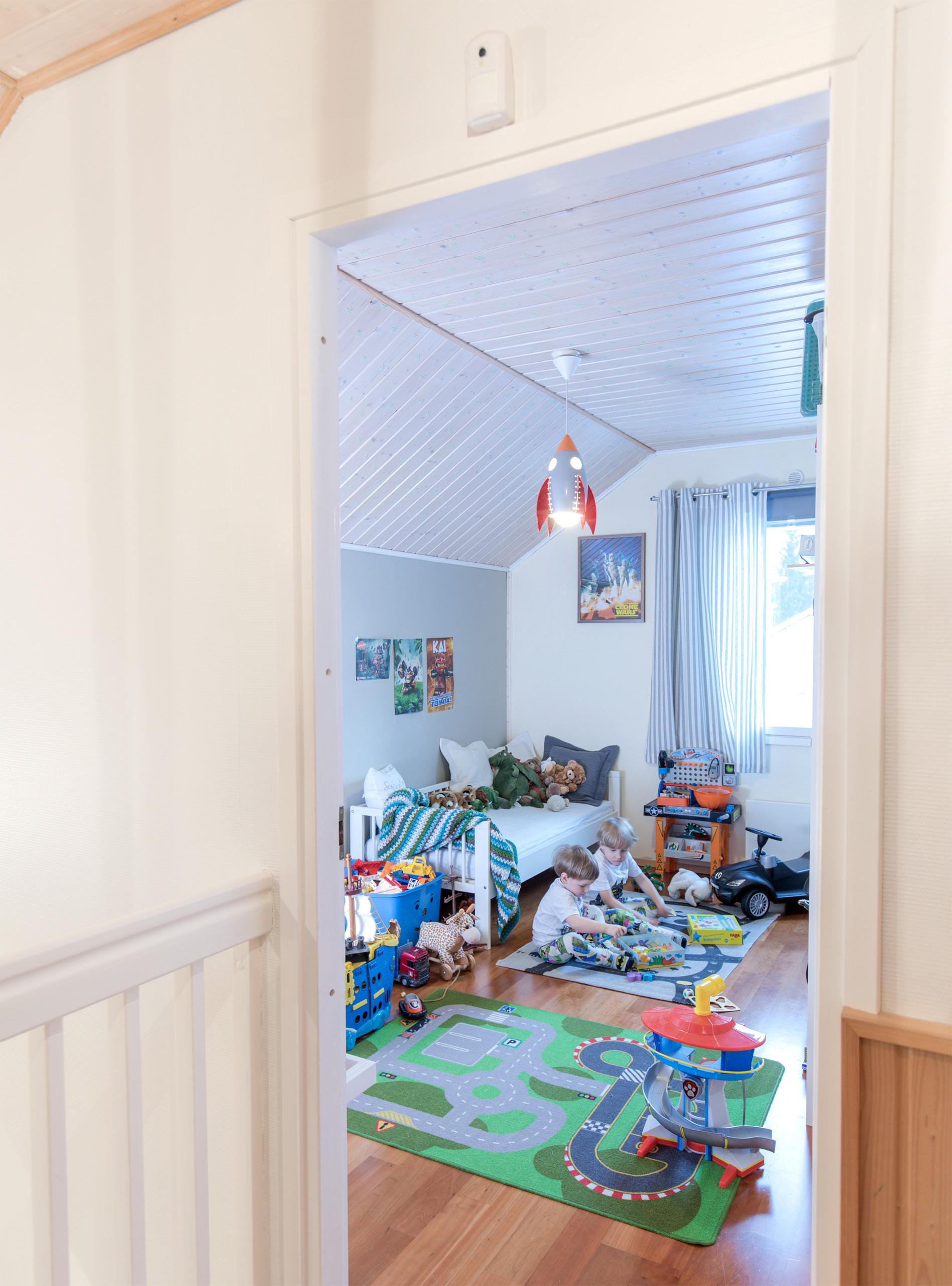 kodin turvallisuus lapsiperheessä