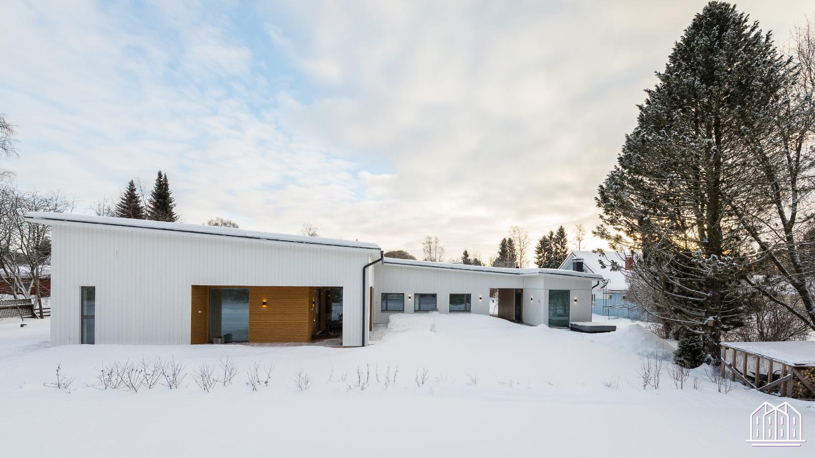moderni talo