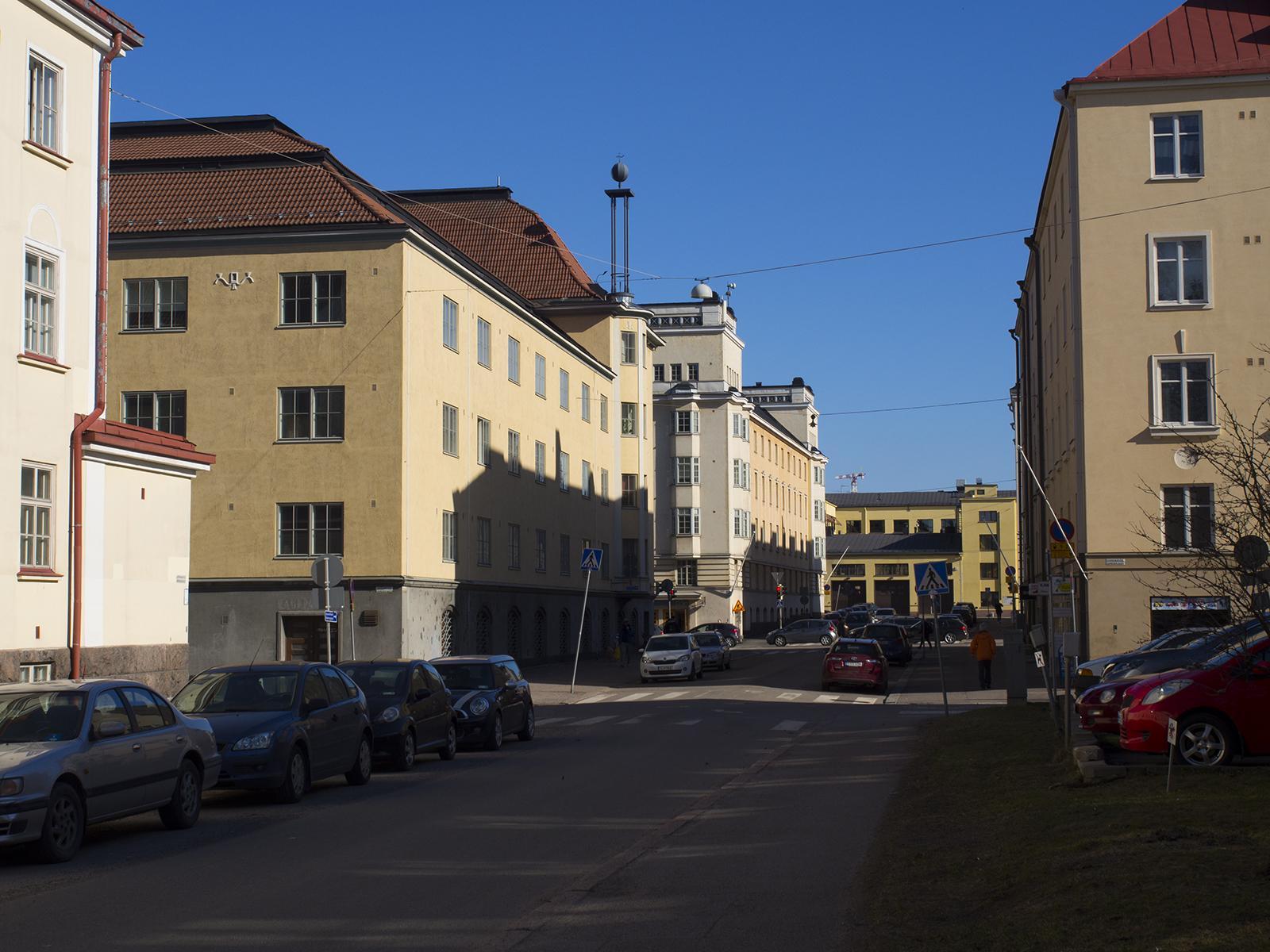 Vallila kaupunginosa