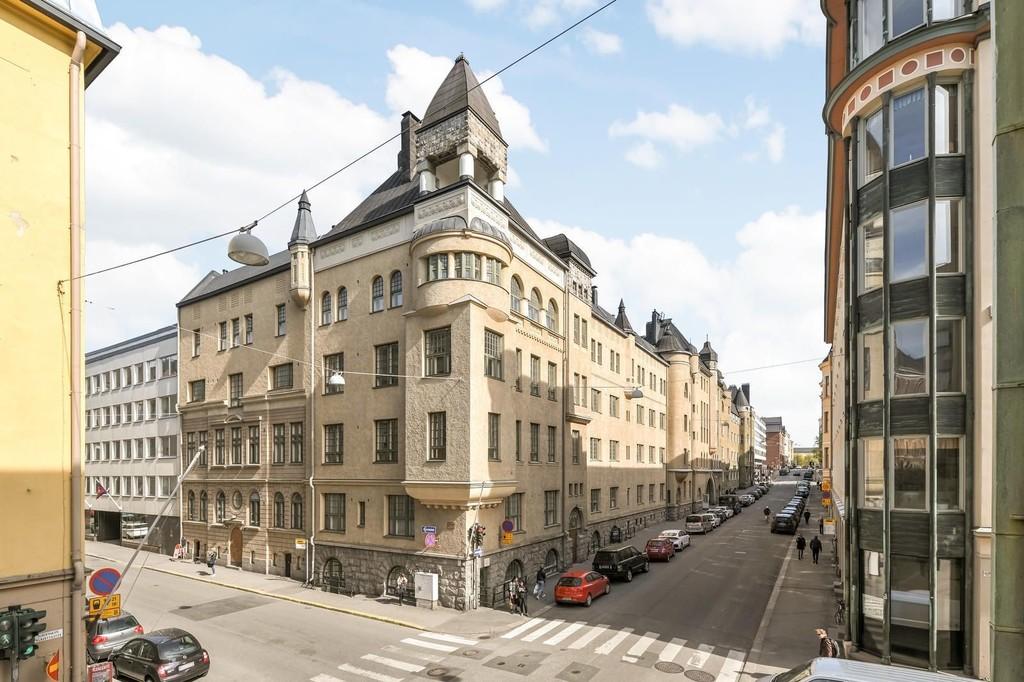 asuntojen vuokrat Helsingissä punavuori