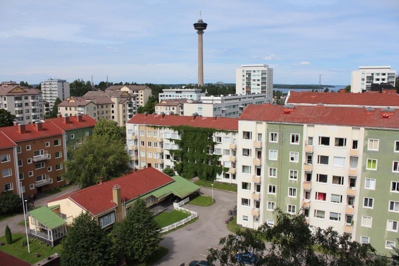 Amuri vuokra-asunto Tampereella