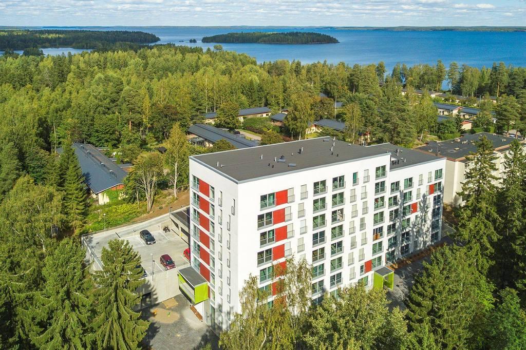 asuntojen vuokrat Tampereella