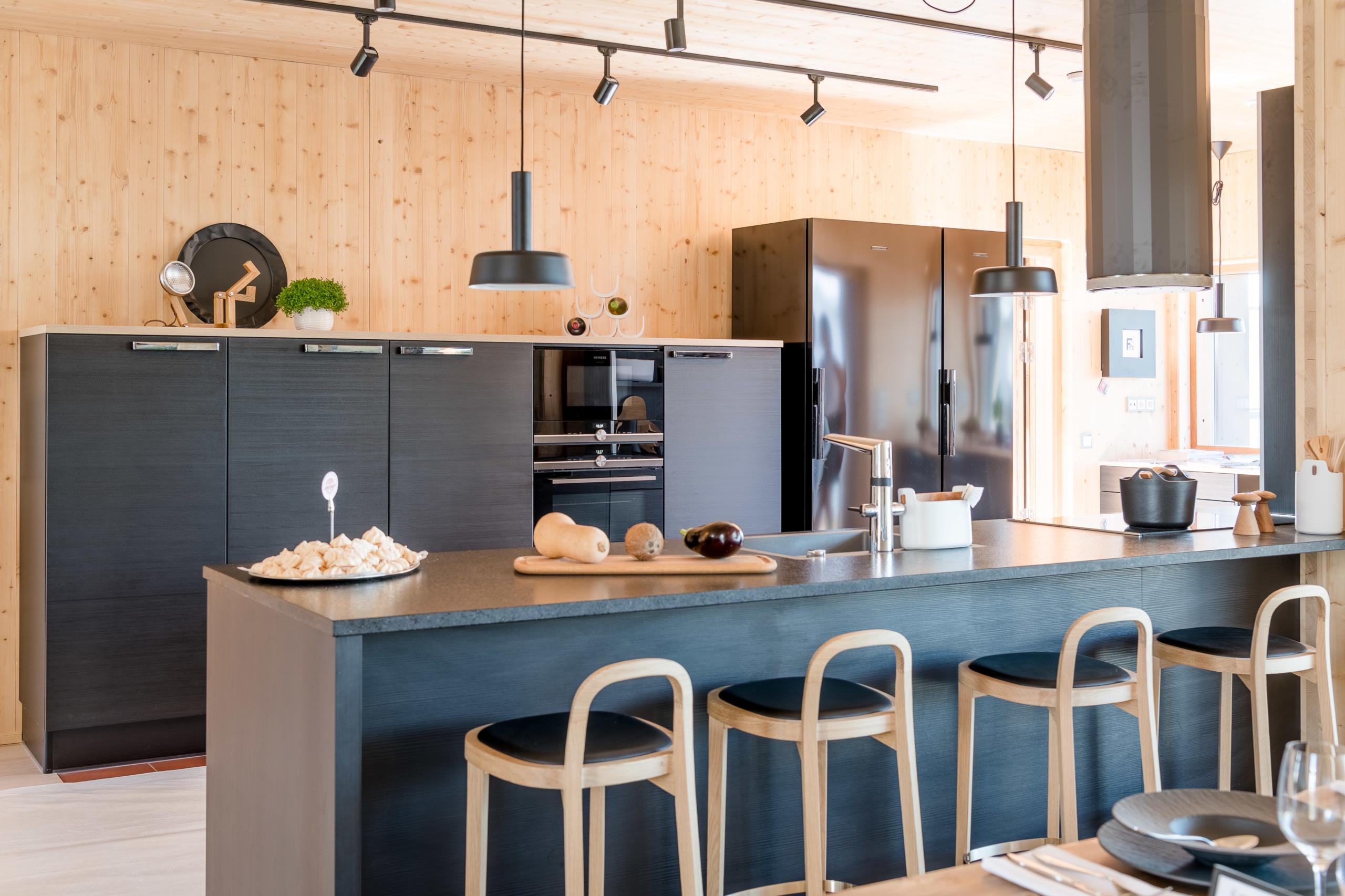 keittiö talo haltiatar