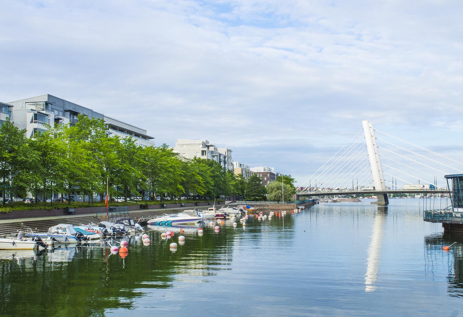 Jätkäsaari asuinalueena
