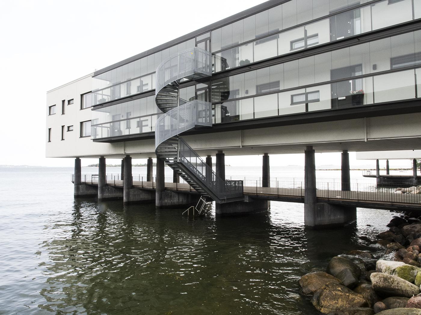 Lauttasaari asuinalue