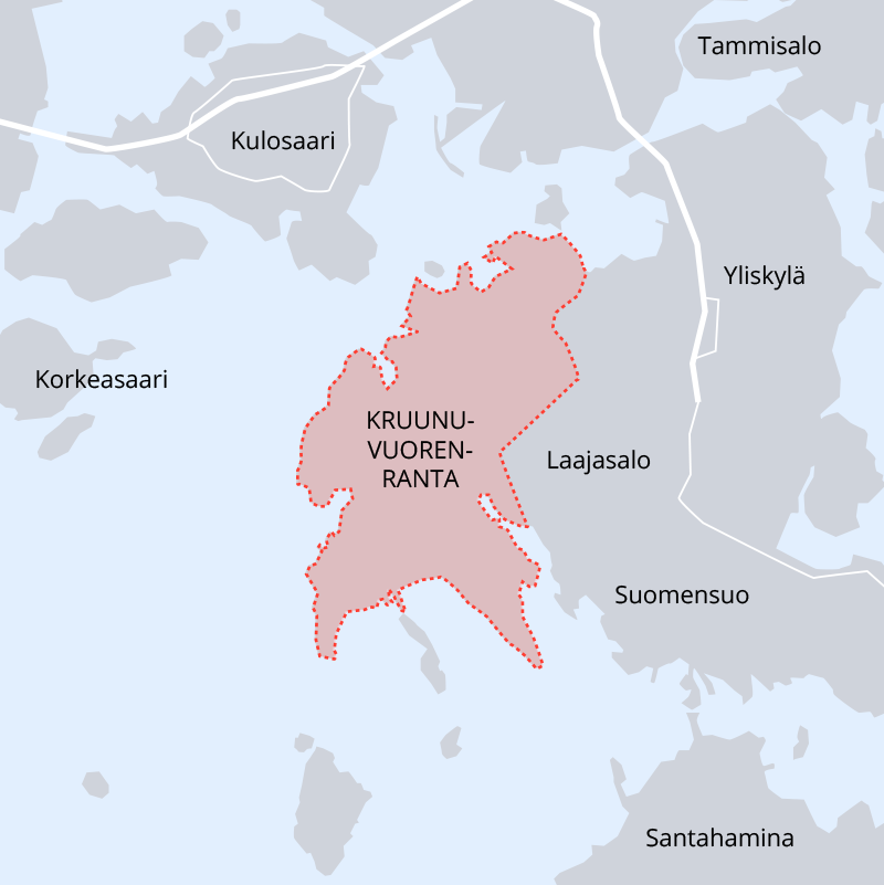kruunuvuorenranta asuinalue