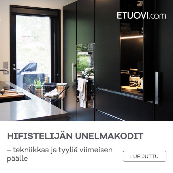 Hifistelijän unelmakodit Etuovi.com
