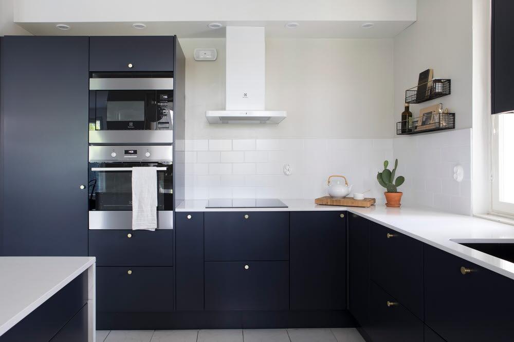 keittiösuunnittelu toimiva keittiö